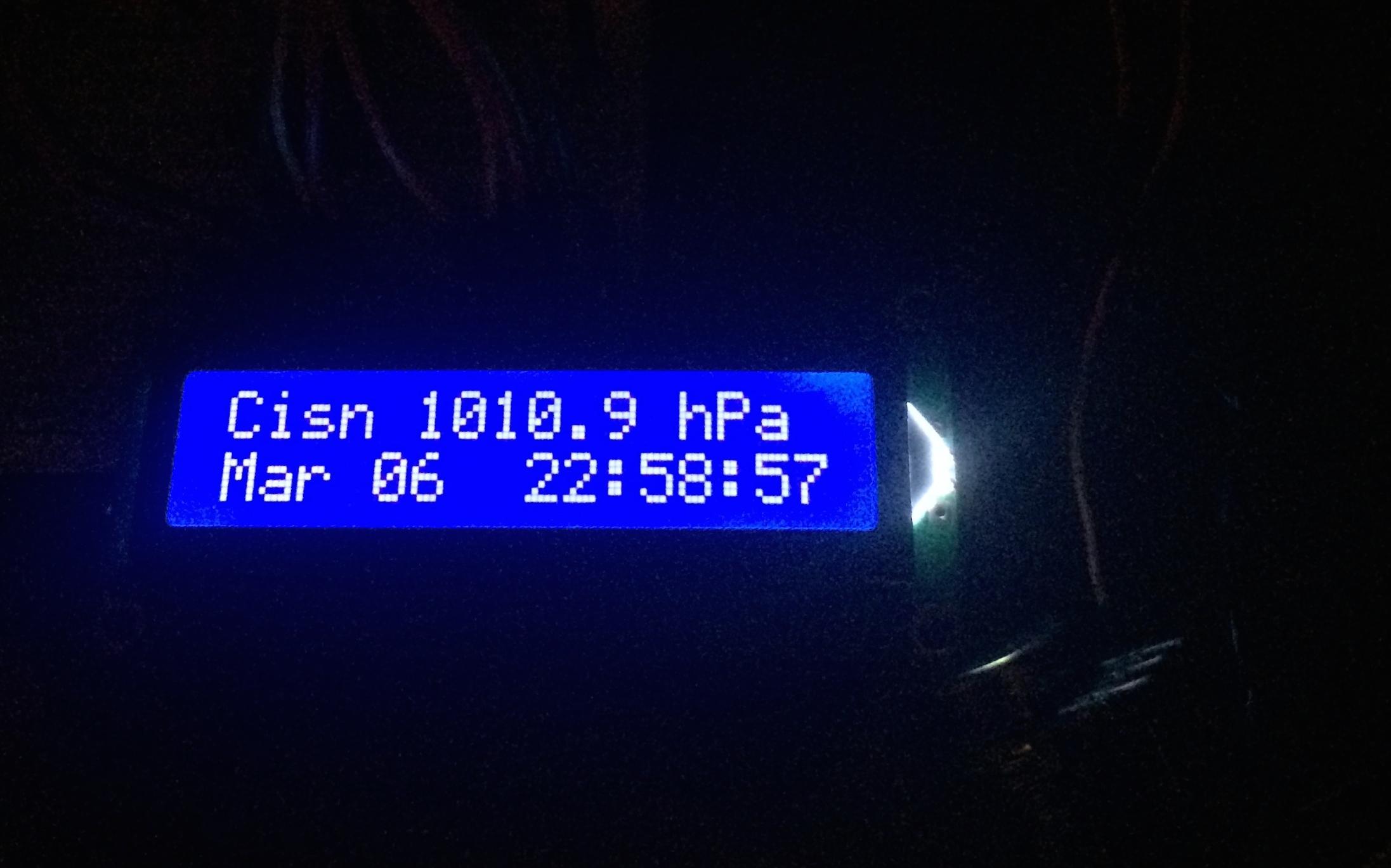 Wyświetlacz LCD 16×2 pod Domoticz na Raspberry Pi [DIY]   Michał